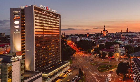 "Viru hotell ""spikerdas"" Solo Sokos Hotel Estoria´lt teematoad! + Intervjuu Sokos Hotels Tallinna müügi- ja turundusdirektoriga"