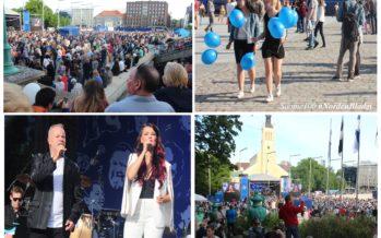 SUUR Galerii: Soome 100 kontsert Tallinnas