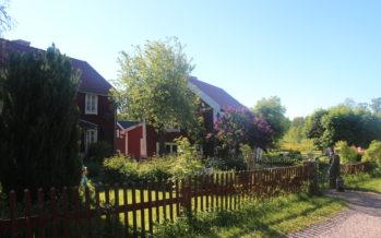 Rootsis pandi müüki Astrid Lindgreni Bullerby lastest tuntud maja + FOTOD!
