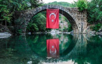 Unustastud keisriimpeerium Türgis on muutunud kummituslikuks varemetelinnaks