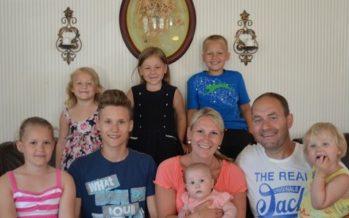 EOK tunnustab kümnendat korda Eestimaa sportlikumaid perekondi
