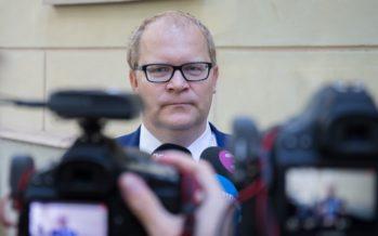 Urmas Paet: Putin on Süüria sõtta sekkumisega tõmmanud osa tulest ka venemaalaste peale