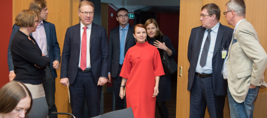 Väliskomisjon peab arengukoostööd eduka välispoliitika lahutamatuks osaks