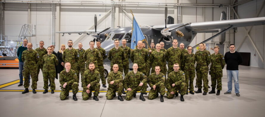 Eesti: Lennubaas tähistas 23. taasloomise aastapäeva