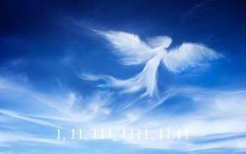 SÕNUMID INGLITELT: Mida tähendab numbrite 1, 11, 111 ja 1111 nägemine. LOE, millise sõnumi ingel soovib sulle läbi numbrimaagia jätta!