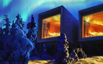 Rovaniemis avatud Arctic TreeHouse hotell äratab maailmas tähelepanu