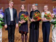 Silmapaistvad muusika- ja kunstitudengid – NEMAD on selle aasta Artur Lemba ja Eduard Wiiralti stipendiumide saajad