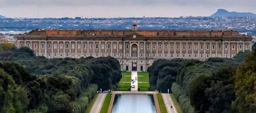 Üle saja aasta ehitatud Caserta palees on 1200 tuba + VAATA fotosid Euroopa suurimast kuninglikust eramust!
