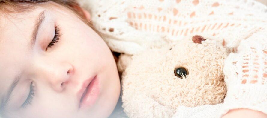 KUIDAS laps õigel ajal magama saada?