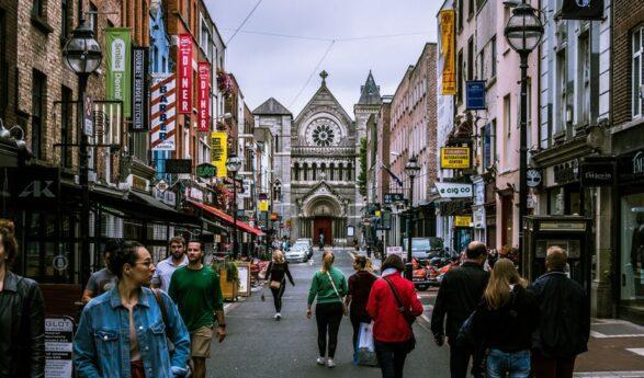 Uus koroona epitsenter maailmas on Iirimaa