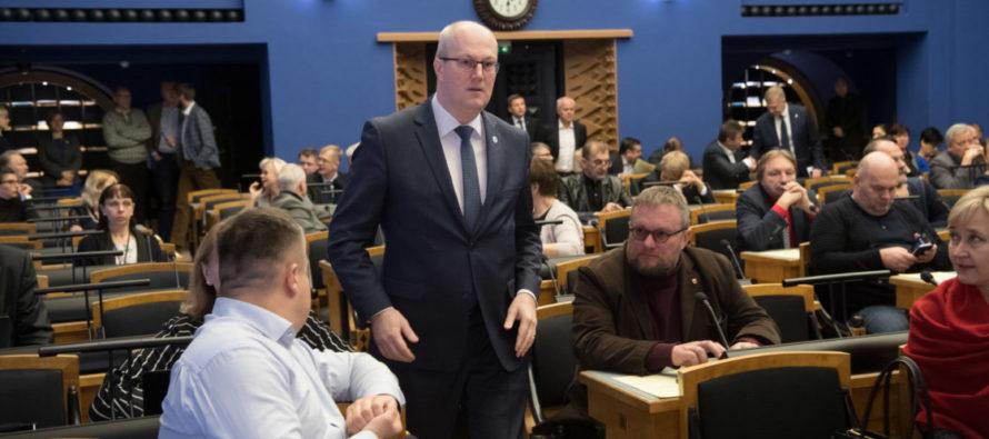 Riigikogu arutas riiklikult tähtsa küsimusena maaelu arendamist
