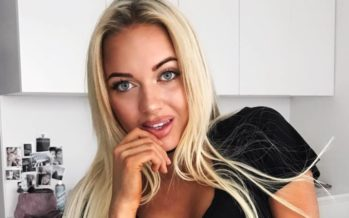 Tallinnas elav soomlanna Erna-Anna Husko osaleb Soome fitnessmodelli konkursil