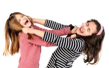 Mida teha, kui lapsed tülitsevad?