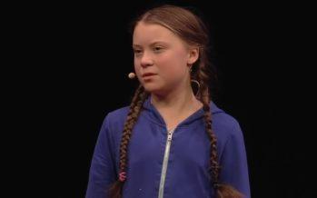 Norra vasakpoolsed parlamendisaadikud esitasid 16-aastase Rootsi kliimaaktivist Greta Thunberg´i Nobeli rahupreemia kandidaadiks