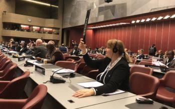 Parlamentidevahelise Liidu (IPU) Eesti delegatsiooni esimees Helmen Kütt ja liige Toomas Kivimägi osalevad 138. IPU assambleel Genfis Šveitsis: IPU assamblee tähelepanu keskmes on rändega seotud probleemid