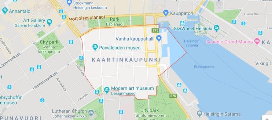 NEED on Soome kalleimad elupiirkonnad, kus ruutmeetri hind on 9000 eurot