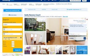 SUUR pettus: Soome pereisa Ari Schauman broneeris läbi Booking.com´i Londonis hotelli, mida polnud olemas