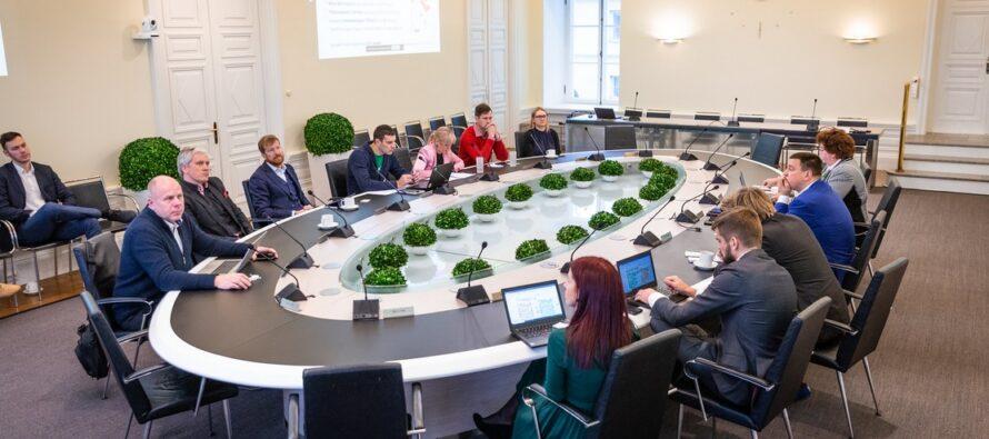 Ratas idufirmade ümarlaual: Eesti peab olema riik, kuhu välistalendid soovivad tulla