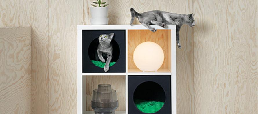 IKEA andis välja lemmiklooma mööbli kollektsiooni – Soomest saab osta juba 2018 aasta aprillis + FOTOD!