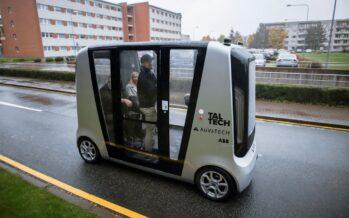 E- Eesti nõukogu: Isejuhtivad sõidukid ootavad seadusemuudatust