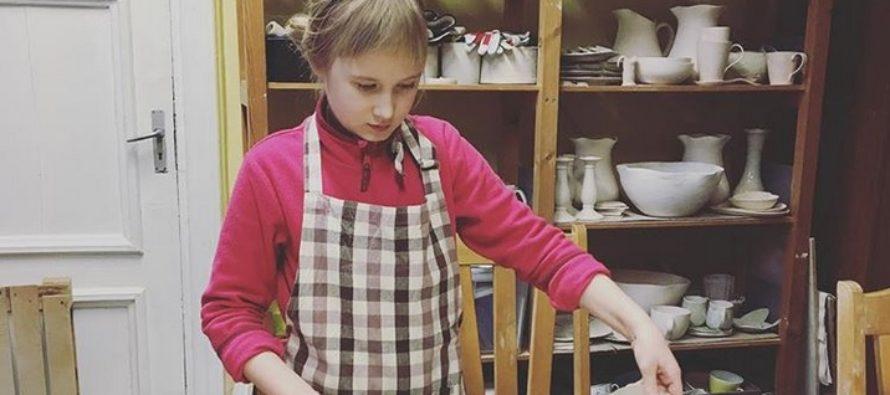 Helena-Reet: Hakkasime Ivanka Shoshanaga saviringis käima!
