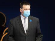 Eesti: PeaministerJüri Ratasesines poliitilise avaldusega seoses kriisiolukorra lõppemisega