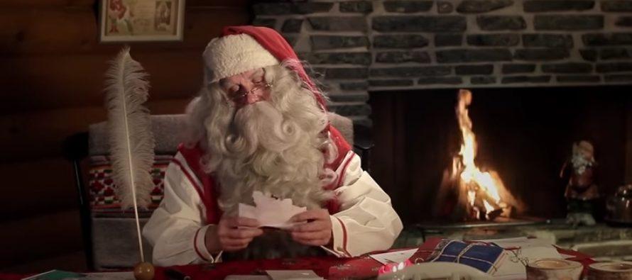 Asjatundja annab nõu, kuidas lapsega jõuluvana usku käsitleda