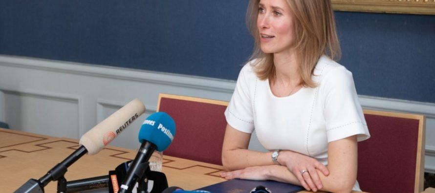 Kaja Kallas ei saanud toetust valitsuse moodustamiseks
