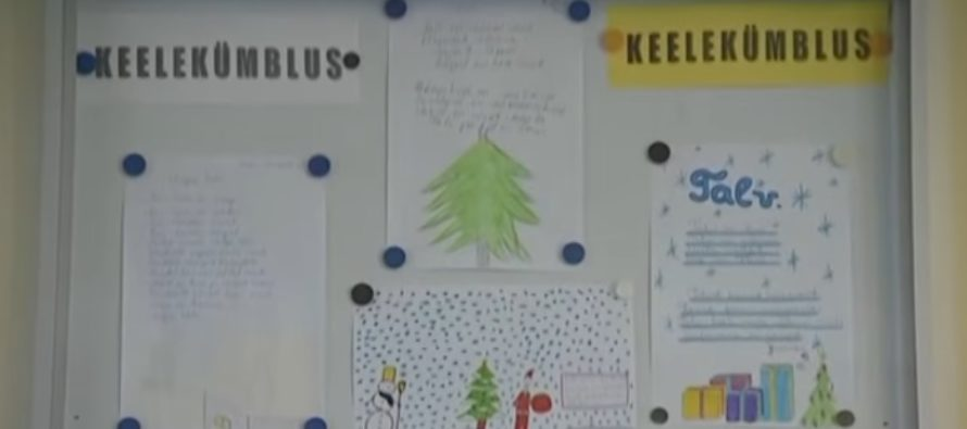 Riigikogu arutas venekeelsete lasteaedade ja koolide üleminekut eestikeelsele õppele