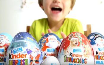 KAS TEAD, miks Kinder-šokolaadi muna on just kollast värvi? Vaata järgi!