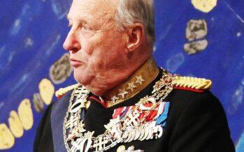 Norra: Kuningas Harald V räägib avameelselt Norra kuninglikust perekonnast