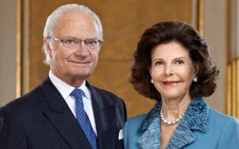 Rootsi kuningas Carl Gustav võttis lapselastelt kuninglikud õigused