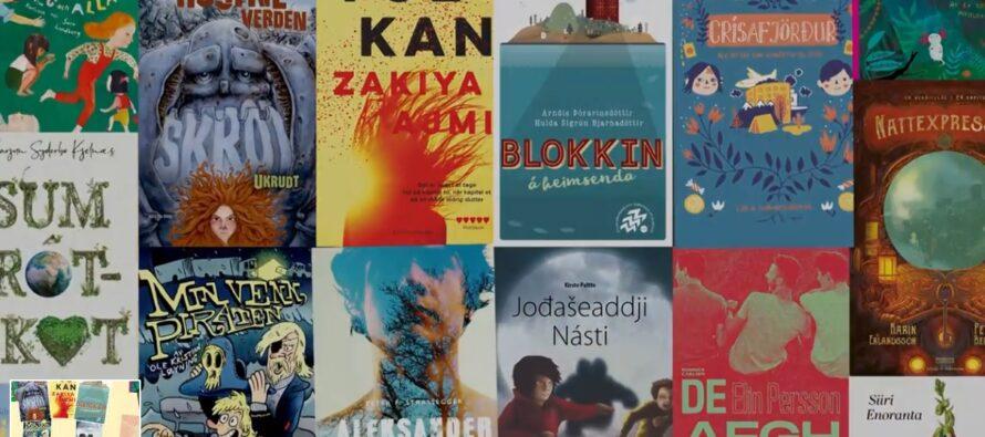 Selgunud on Põhjamaade Nõukogu laste- ja noortekirjanduse preemia NOMINENDID