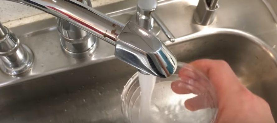 RIIGID, kus ei tohi kraanivett juua