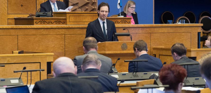 Riigikogu sai ülevaate kultuuripoliitika põhialuste täitmisest