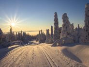 Soome: Meteoroloogid hämmingus – Lapimaal on veel ikka üle meetri kõrgused hanged