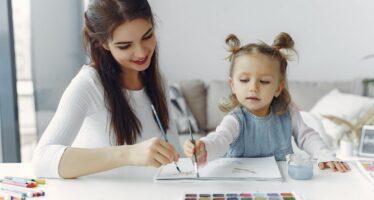 KAS TEADSITE, et lastetoa värvid võivad mõjutada teie lapse tulevikku?