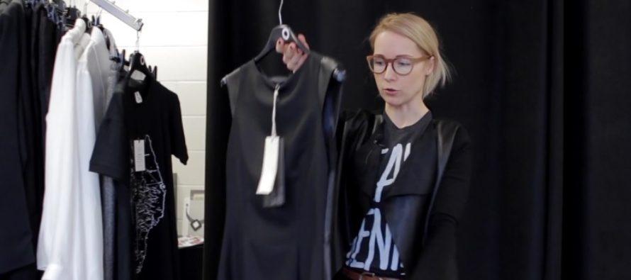 VIDEO: Lenna Kuurmaa eelistab kanda kodumaist moedisaini!