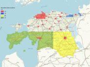 Maa-amet kattis üle poole Eestimaast värskete ortofotodega, mis katavad üle poole Eestimaast
