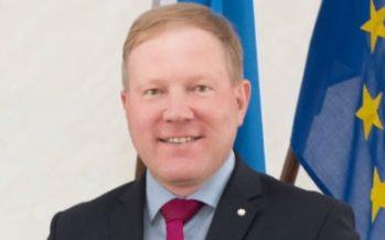 Mihkelson tutvustab Washingtonis Eesti Euroopa Liidu Nõukogu eesistumise prioriteete