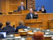 Eesti: Riigikogu arutas kõrghariduse tulevikku olulise tähtsusega riikliku küsimusena