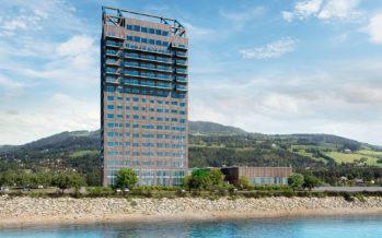 Norras avati maailma kõrgeim, 85,4 meetri kõrgune puithoone – Mjøstårnet ehk Mjösa torn