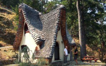 Erilised ja unikaalsed kodud maailmas (Vol1): Müstiline kodu Vancouveri´saarel British Columbias + FOTOD & VIDEO!