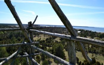 Reisi Eestis: 8 põhjust Hiiumaa Eiffeli torni tõusmiseks + FOTOD!