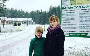 Helena-Reet: Koos lastega autoga ümber Soome (VOL8 – Rovaniemist läbi Ranua, Pudasjärvi ja Puolanka Kajaani) + FOTOD!