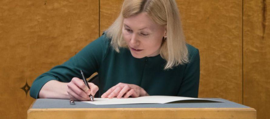 Minister Sikkut: Tervishoius on tähtis ja vajalik iga spetsialist