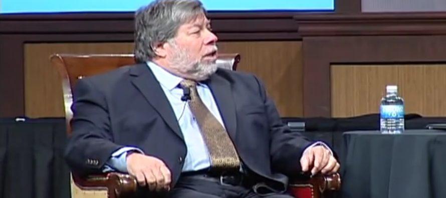 Apple'i asutaja Steve Wozniak Nordic Business Forum´il: Olin keskkoolis ja ülikoolis asotsiaalne erak