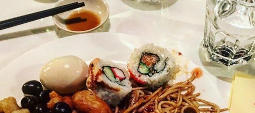 Paljud inimesed on saanud sushi söömisest paelussi