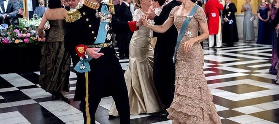 JUUBELIPIDUSTUSED: Taani kroonprints Frederik sai 50aastaseks