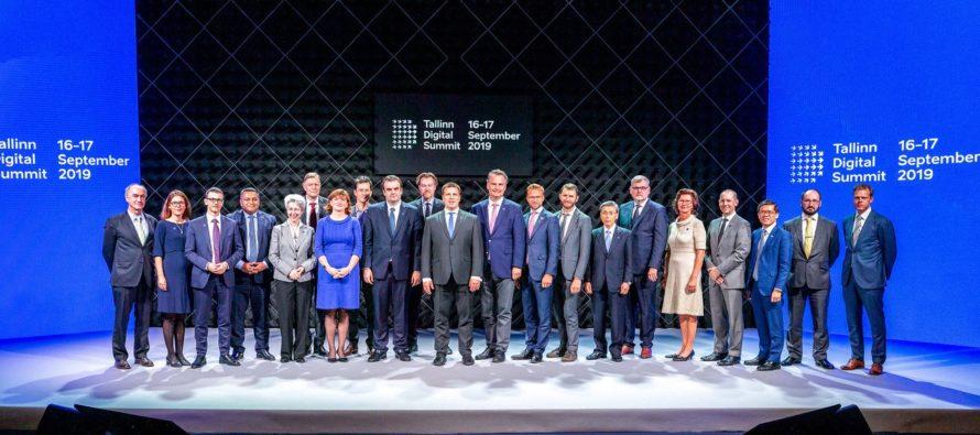 """Ratas rõhutas digitippkohtumisel """"Tallinn Digital Summit"""" inimkeskse eetika olulisust tehisintellekti arendamisel"""